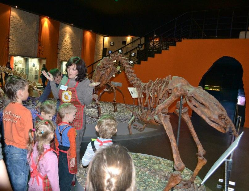 Мастерская музеезавриков
